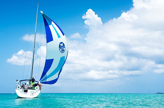 Grand Cayman sailing charters